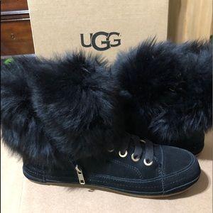 UGG Antoine Fur Boots